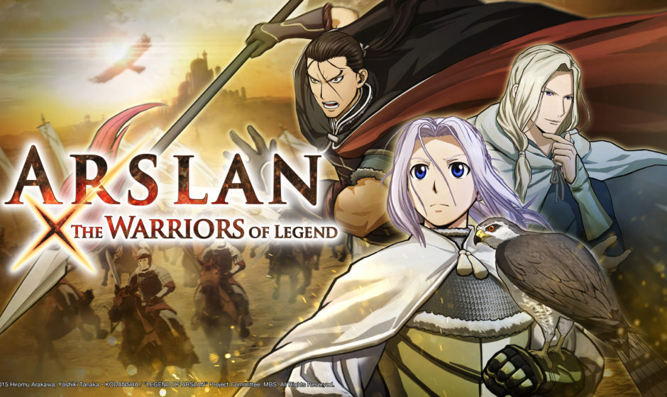 Arslan : The Warriors of Legend – Combattez dans un univers médiéval-fantastique [Test]