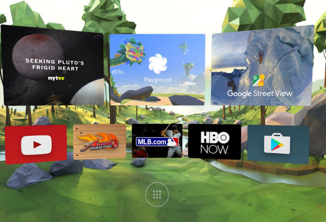 Daydream : la nouvelle ambition de Google en termes de réalité virtuelle mobile