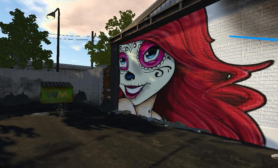 Kingspray Graffiti Simulator : laissez parler votre créativité en toute légalité