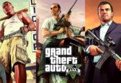 GTA V : 65 millions d'exemplaires écoulés en moins de trois ans