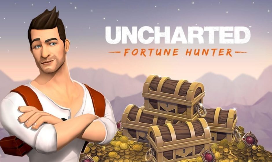 Uncharted : Fortune Hunter – L'aventurier Nathan Drake s'essaie sur mobiles