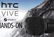 SteamVR : la réalité virtuelle selon Valve et HTC [Test]