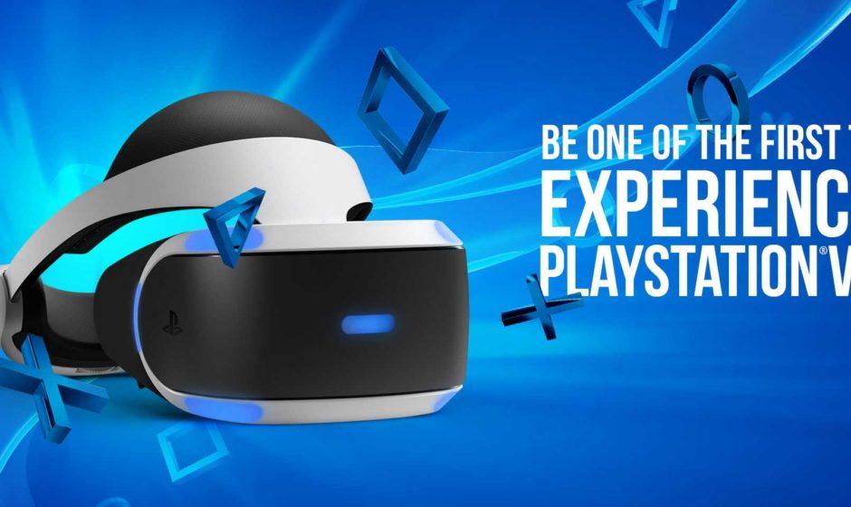 Playstation VR : précommandez votre exemplaire dès maintenant